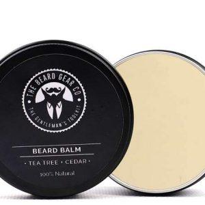dxb Dubai Marina Barber Vanilla Beard Balm