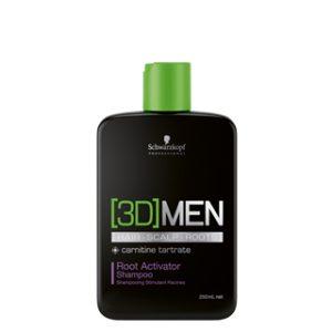 [3D]MEN Root Activator Shampoo dubai marina