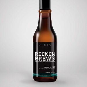 Redken Brews Care Mint Shampoo dubai marina fade