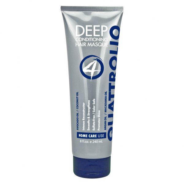 Quattrolio Hair Masque 8oz Tube