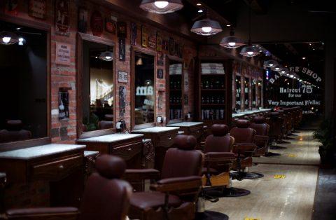 Dubai Marina Gent's Salon